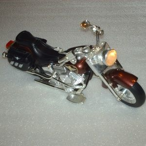 Vintage 1996 Harley-Davidson talking motorcycle